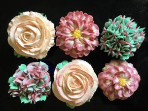 Buttercream Flowers Workshop - Brisbane