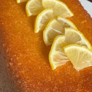 Lemon drizzle cake | Cake delivery Brisbane