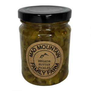 Bread & Butter Pickles   The Food Lovers Marketplace