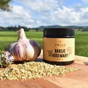 Garlic Rosemary Rub | Tweed Real Food | The Food Lovers Marketplace