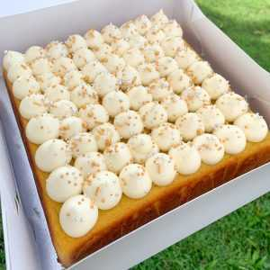 Flourless Orange & Almond Cake (GF)