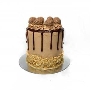 Nutella Cake | Brisbane Baker | The Food Lovers Marketplace
