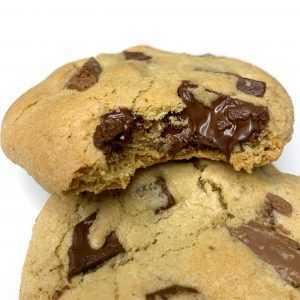 GF Choc Chunk Cookies