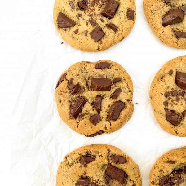 Choc Chunk Cookies | The Food Lovers Marketplace | Baked By M&G