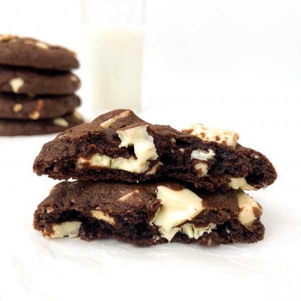 Triple Choc Cookies | Brisbane Biscuits | The Food Lovers Marketplace