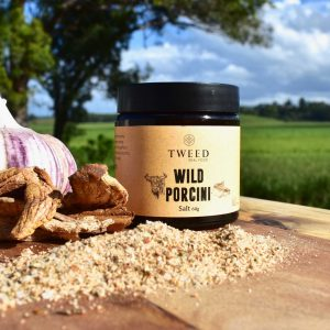 Wild Porcini Salt | The Food Lovers Marketplace