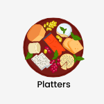 Platter Delivery | The Food Lovers Marketplace