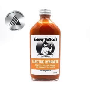 Electric Dynamite Sauce | Danny Balboas