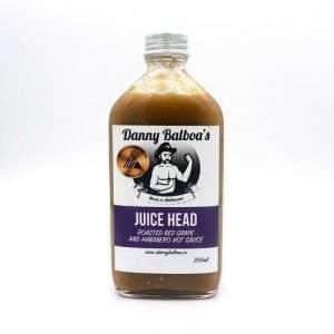 Juice Head Sauce | Danny Balboas
