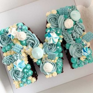 Letter Cake | Brisbane Cake Delivery | The Food Lovers Marketplace