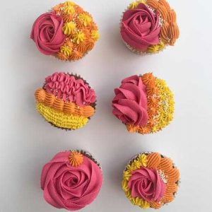 Mixed Style Cupcakes | The Food Lovers Marketplace