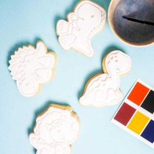 Paint It Yourself Cookies | DIY Cookies | The Food Lovers Marketplace