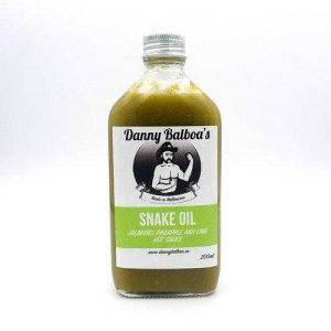 Snake Oil, Danny Balboa Sauce Co | The Food Lovers Marketplace