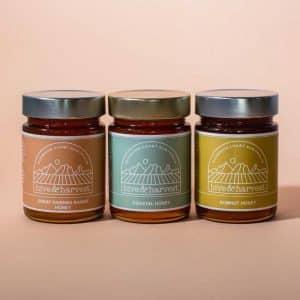 Taste of Australia Bundle (Box of 3 Jars) | Honey Delivery