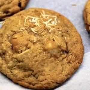 Lemon Macadamia Cookies | The Food Lovers Marketplace