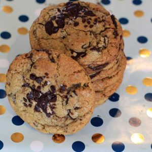 Traditional Choc Chip Cookies | Biscuits delivery Brisbane