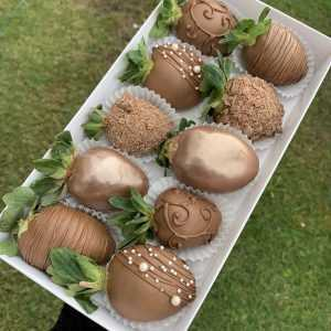 Chocolate Covered Strawberries | Food Gifts Brisbane