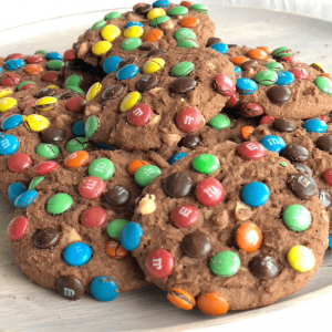 Chocolate Speckle Biscuits | The Food Lovers Marketplace