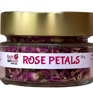 Organic Rose Petals | The Food Lovers Marketplace