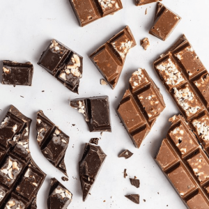 Smashed Almonds Bar | The Food Lovers Marketplace