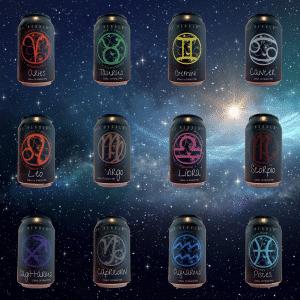 Dark Nebula Constellation Pack   Interstellar Beverages