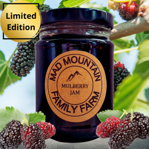 Mulberry Jam | The Food Lovers Marketplace
