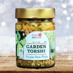 Garden Pickle | Garden Torshi | The Food Lovers Marketplace