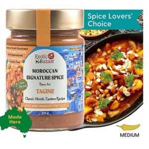 Tagine Recipe Base | Middle Eastern Cooking